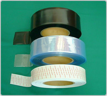 PVC Shrinkable Tube or Cup Seal